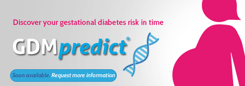 GDMpredict gestational diabetes test