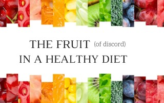 Fruit healthy diet
