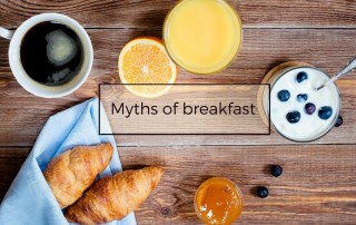 Myths of breakfast
