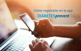 registro app diabetes prevent