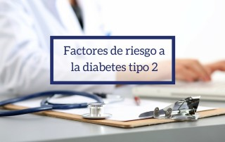 factores riesgo diabetes tipo 2