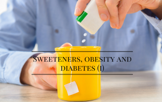 sweeteners, obesity and diabetes