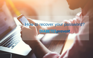 how to recover your password diabetesprevent