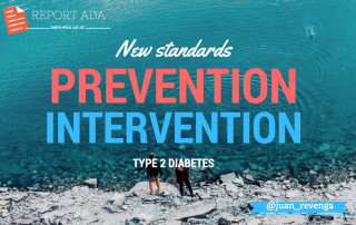 Prevention intervention diabetes ADA report