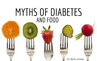Diabetes and food myths