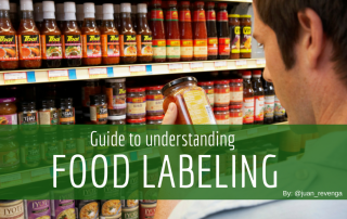 Food labeling