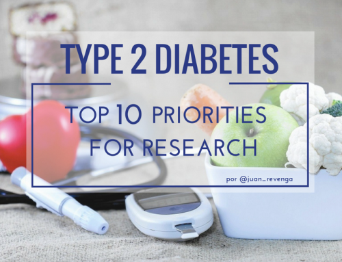 Top ten worries for type 2 diabetes