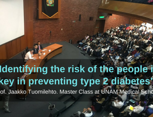 Identifying people at risk is key in preventing type 2 diabetes