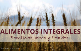 alimentos integrales diabetes