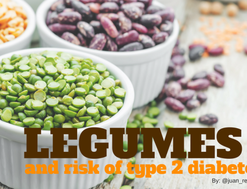 Don´t try to badmouth legumes and diabetes, it´s impossible