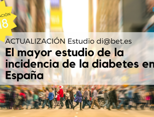 Estudio di@bet.es : incidencia de la diabetes tipo 2 en España y factores de riesgo