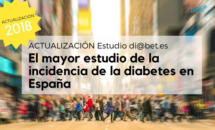 Estudio di@bet.es : incidencia de la diabetes tipo 2 en España
