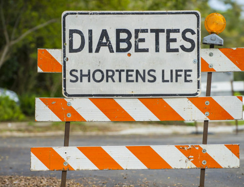 Diabetes can dramatically shorten your life