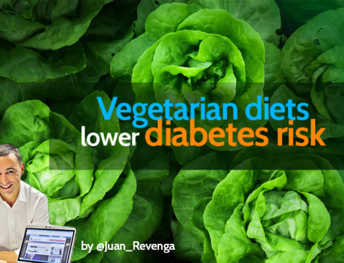 Vegetarian diets lower diabetes risk