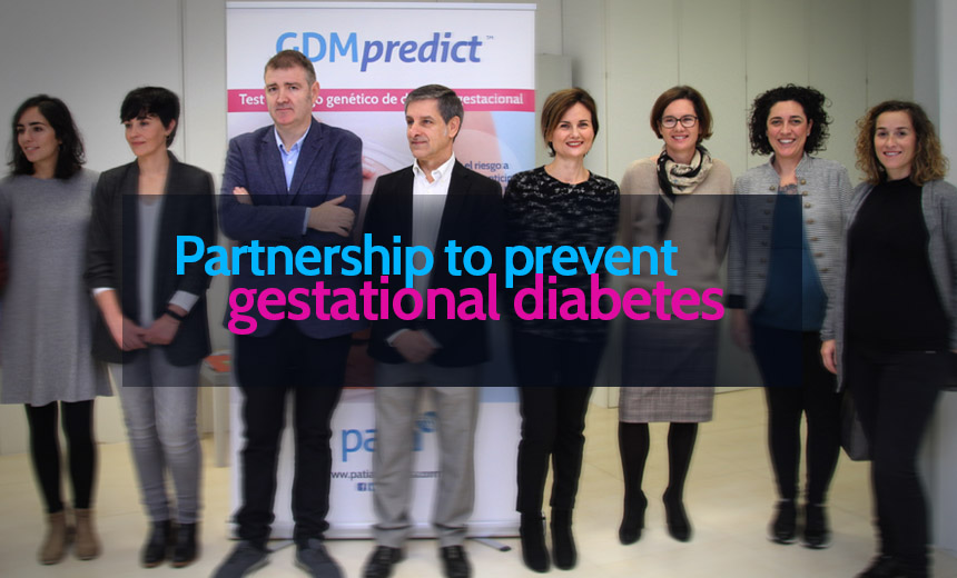 Partnership prevention gestational diabetes
