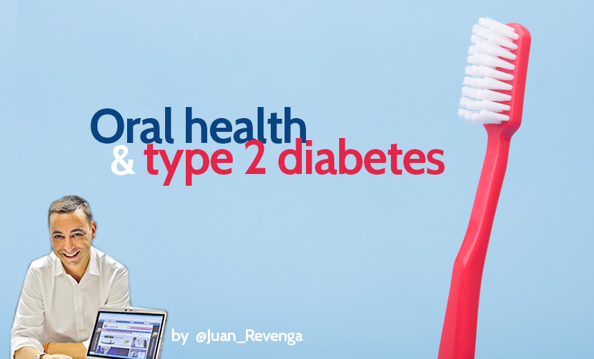 oral health and diabetes type2