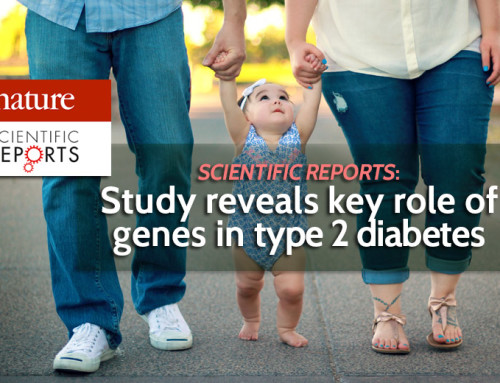 Genetics contributes more than obesity to the development of type 2 diabetes