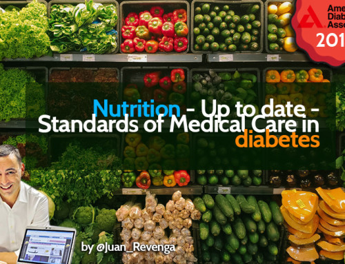 NUTRITION. Up to date – Standards of Medical Care in Diabetes- 2019