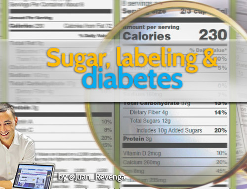 Sugar, labeling and diabetes