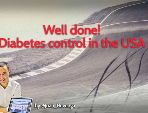 Well done! diabetes control in the USA