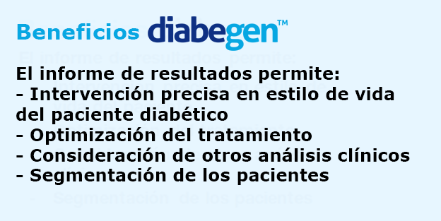 Beneficios diabegen
