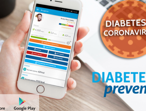 New Covid-19 features in DIABETESprevent app