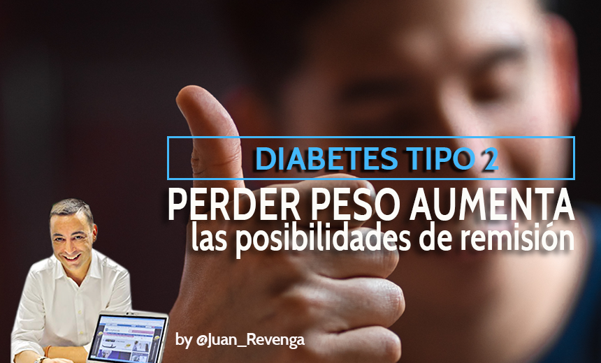 perder peso remitir diabetes