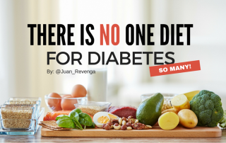 There is no one diet for diabetes