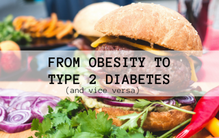 From obesity to type 2 diabetes