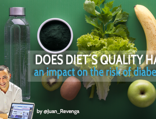 Type 2 diabetes: Quality of diet is as important, or more, important than weight