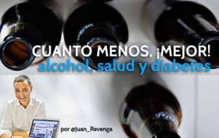 alcohol saludable diabetes